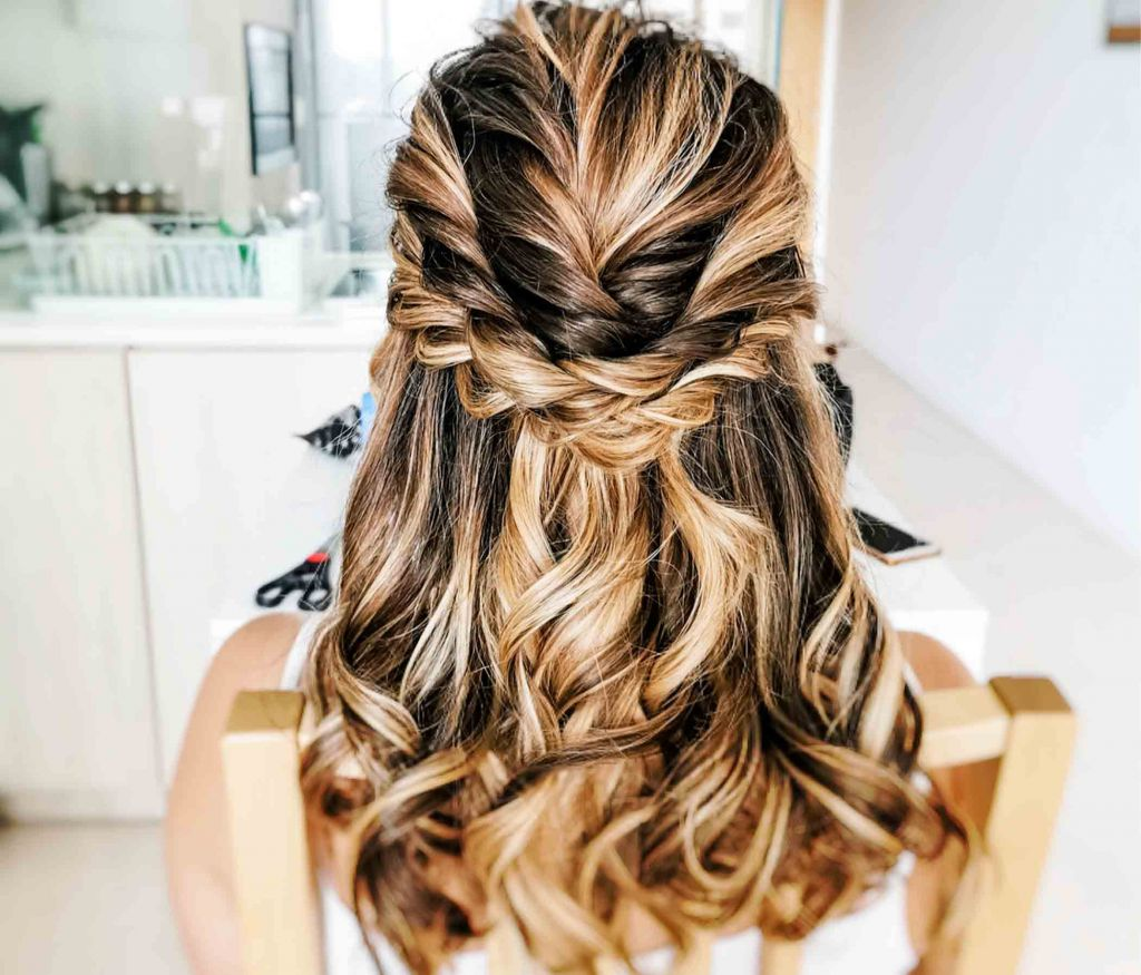 Gorgeous Hairstyling