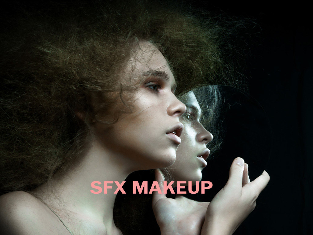 Special Effect makeup Service